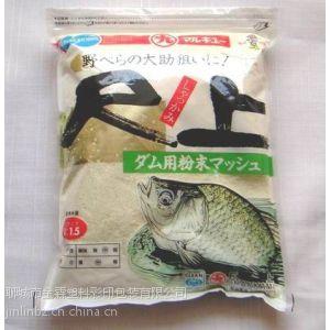 烟台金霖塑料包装厂/定做生产鱼饵料包装袋