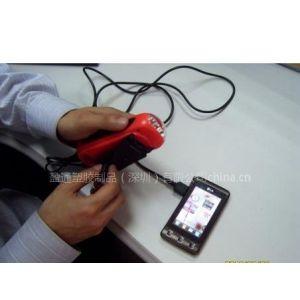 供应手摇自发电手电筒