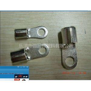 供应UT冷压端子 OT接线冷压端头乐清市强固特塑料有限公司