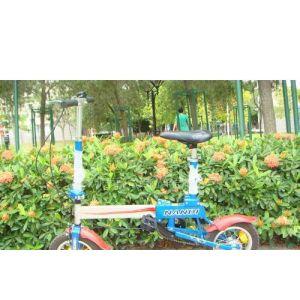 供应礼品袖珍折叠自行车