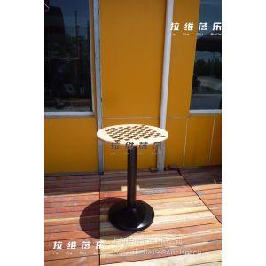 供应星巴克桌椅 星巴克圆桌 星巴克家具 星巴克实木桌椅 星巴克咖啡实木桌椅