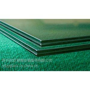 供应免费上门测量5、6、8mm双层钢化夹胶玻璃订做安装13773525800质量保证