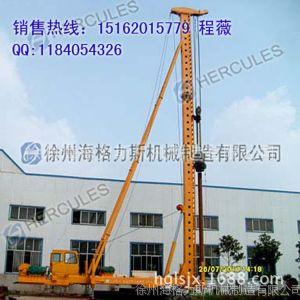 供应优质桩工机械产品DCB系列柴油锤打桩机
