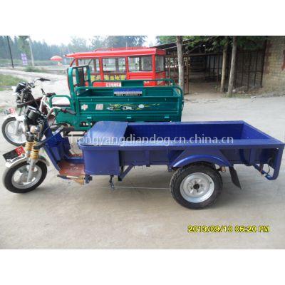 供应货运电动三轮车 平板电动三轮车2米车斗