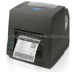 供应西铁CLP-631 服装行业专用条码打印机