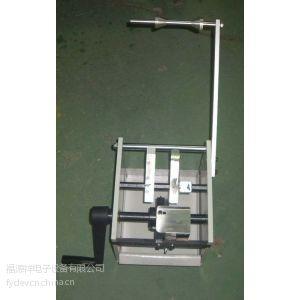 供应手摇带式电容剪脚机