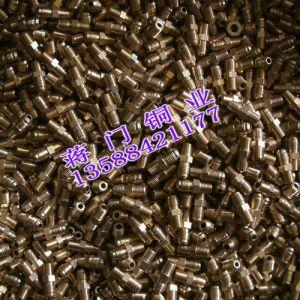 供应大量批发优质6.35-9.52-12.7的铜单接头铜对丝扩口铜接头法兰铜接头铜纳子焊接铜配件铜三通