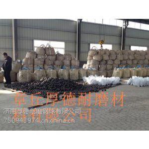 供应章丘厚德耐磨材料有限公司专供各种材质型号耐磨锻造铸造钢球和装饰用球