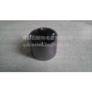 供应电视底座铝立柱 铝件喷砂 铝件拉丝 铝型材深加工 阳极氧化