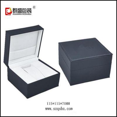 深圳厂家订制男士商务手表盒 电子手表盒 防水运动手表包装盒子