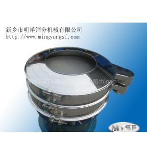 供应豆浆筛,牛奶振动筛,咖啡三元振动筛 旋振筛过滤机