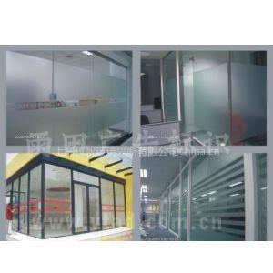 供应浦东玻璃隔断 上海玻璃隔断厂家 上海玻璃隔断定做 铝合金玻璃隔断