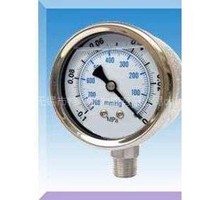供应耐震真空压力表|耐震压力表安装方式|压力表精度等级