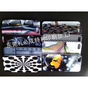 供应东莞礼必成双11手机外壳保护套彩色印刷加工 高清彩印加工