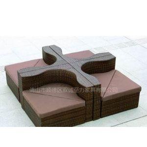 供应户外家具,成套沙发系列,铝合金仿藤椅,桌子