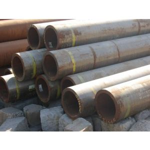 供应精品Cr5Mo厚壁合金管@P5小口径厚壁无缝钢管现货