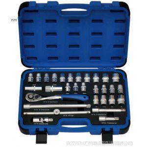供应美国TEMO30件公英制混装套筒扳手组套(1/2寸方)TMSK80