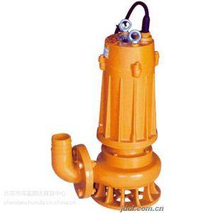 供应供应进口污水泵-PW系列家用潜水泵排污泵销售