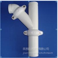 供应玖润沟槽式压环高密度聚乙烯(HDPE)管材及管件