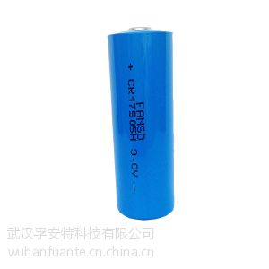 供应FANSO孚安特3.0V CR17505H智能水表专用价格实惠一次性锂电池