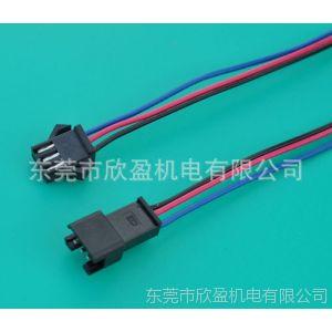 供应插拔式端子线,SM2.54对插,插拔式连接线(环保)。