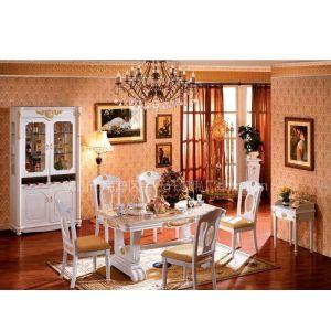 供应餐台,餐椅,实木家具,餐厅家具,大理石餐台