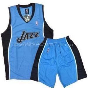 供应球衣球服NBA爵士队球衣篮球服套装篮球背心