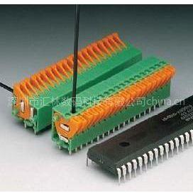 供应供应phoenix菲尼克斯蝶形弹簧印刷线路板接线端子替代