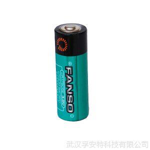 供应孚安特CR17505E FANSO一次性锂电池 孚安特功率型锂锰电池