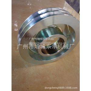 厂家直销汽车压缩机五系列铸铁配件电镀大巴皮带轮 机械皮带轮