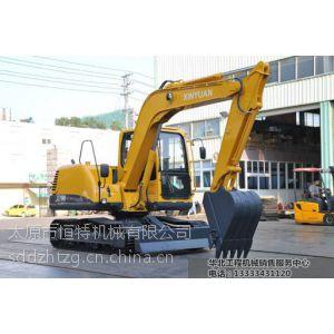 供应新源XY90小型履带式挖掘机