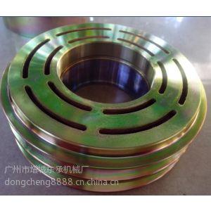 供应空调厂直销汽车空调压缩机配件24V全铜材料-508型号离合器