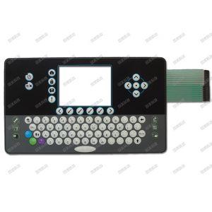 供应喷码机 绣花机 缝纫机 薄膜开关,薄膜按键,薄膜键盘