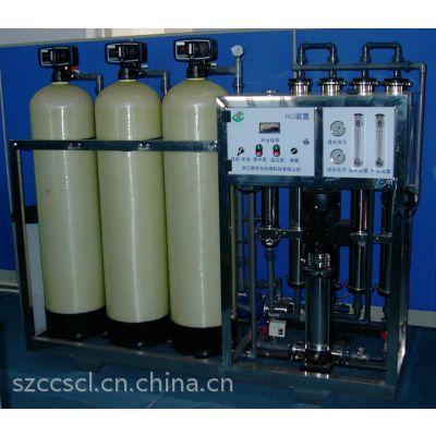 抛光树脂离子交换设备 纯水设备 反渗透设备