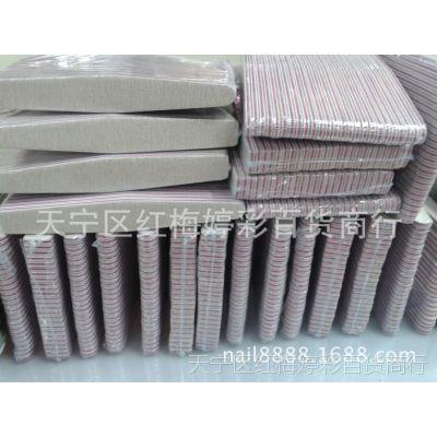 美甲工具优质 搓条 菱形海绵挫 打磨条 批发 双面优质菱形条