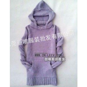 供应武汉服装批发市场的网站时尚的服装批发在哪里秋冬季毛衣卫衣