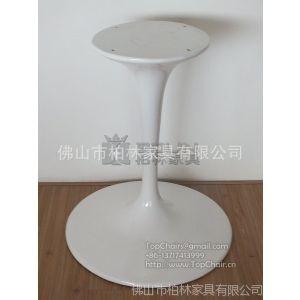 供应玻璃钢桌脚 大理石餐桌桌脚 实木餐桌桌脚 郁金香桌脚