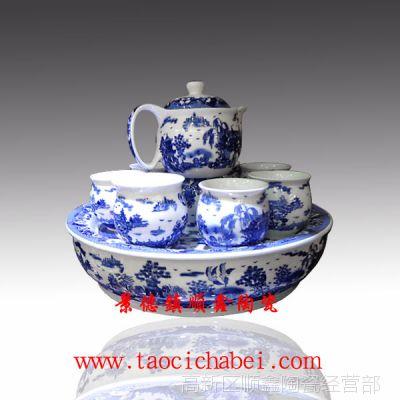 景德镇茶具批发 陶瓷茶具价格 高档茶具 茶具套装 礼品茶具定做