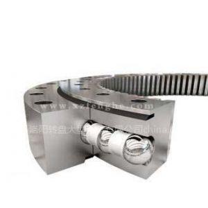 供应单排交叉滚柱式回转支承/转盘轴承/单排交叉滚柱式回转支承推力滚子轴承