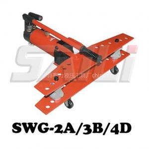 供应液压不锈钢弯管机SWG-2A