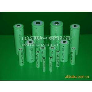 供应DISON迪生镍氢2/3D5000mAh 充电电池消防应急灯具 仪器仪表氢镍电池ni-mh