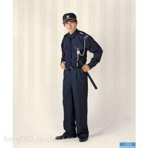 供应订做保安制服加工保安服