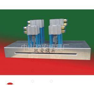 广东玖安孔业供应8mm6圆孔气动打孔机冲孔模具