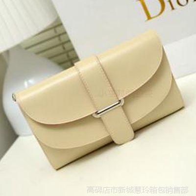 2013新款韩版女包 糖果色箭头单肩斜跨包 信封手拿PU小包包批发
