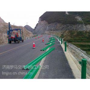 供应交通设施--生产波形护栏厂家-151 6509 5552-韩总-山东罗马公司