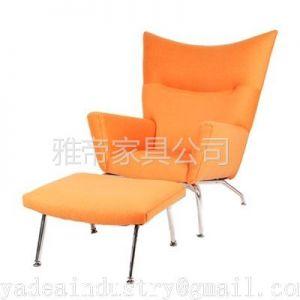 供应CH445 Chair 现代翼椅 雅帝公司生产
