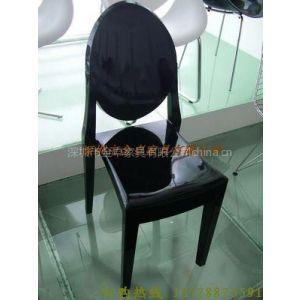 供应小魔鬼椅 透明椅 亚克力椅 注塑椅