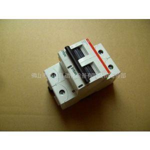 供应ABB低压断路器 S802PV-S25