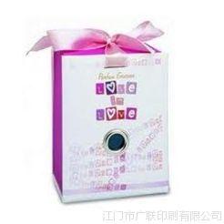 供应江门加工生产彩色印刷包装彩盒 精美礼品盒  食品折盒 天窗坑盒