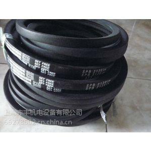 供应耐高温三角带SPB8500/5V3350LW防静电三角带